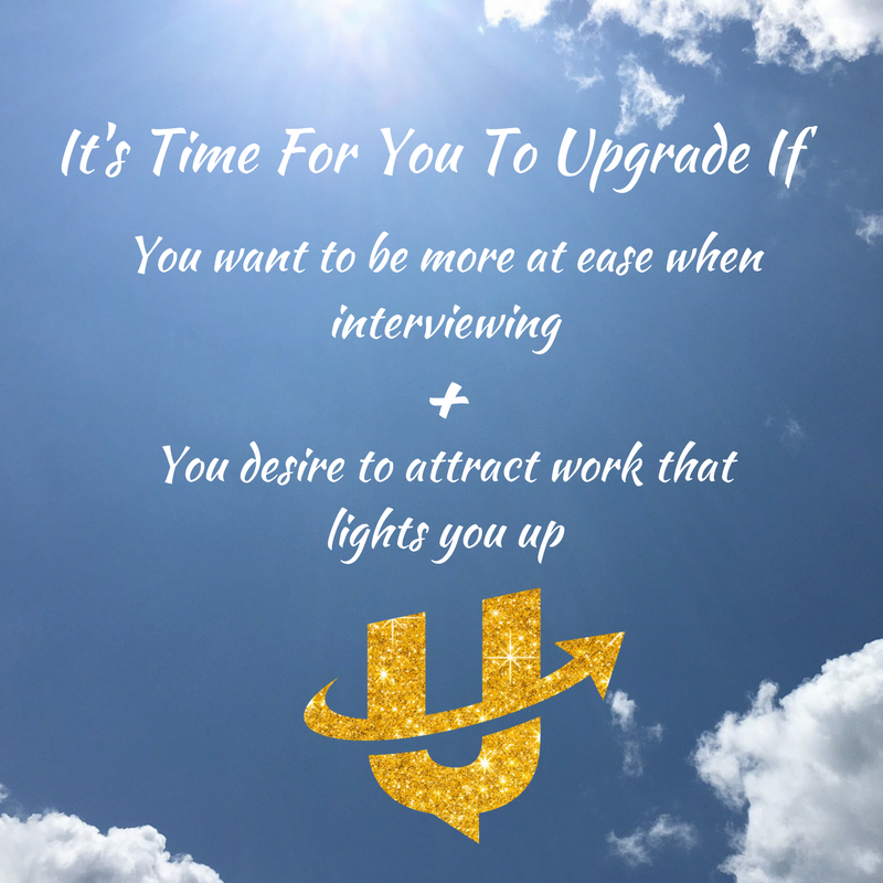 Welcome To Upgrade My Interview